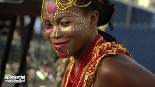 femi kuti the positive force evil people xponential music festival 2016