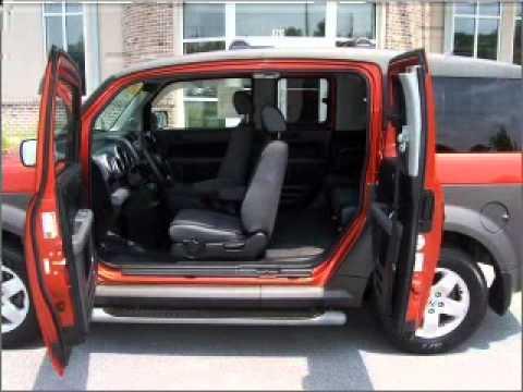 2005 Honda Element Bluffton SC YouTube