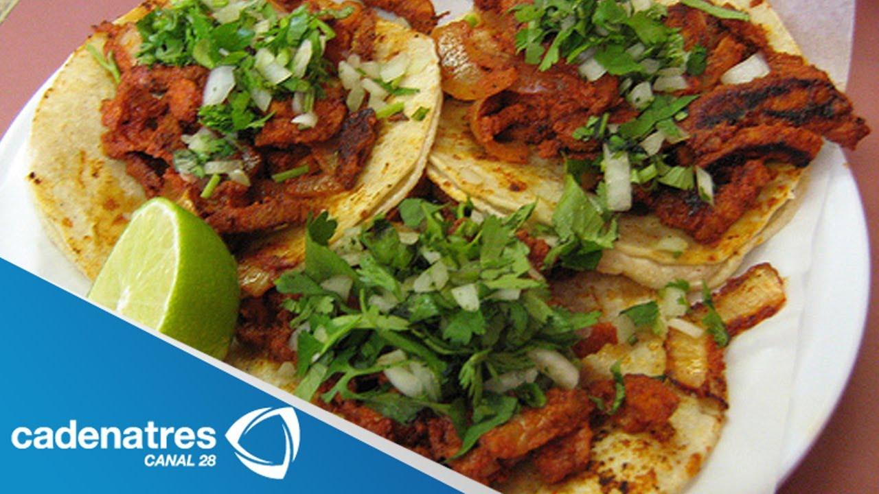Image Result For Receta Tacos Pastor