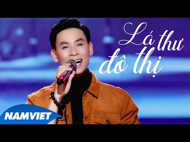 Lá Thư Đô Thị - Huỳnh Thật