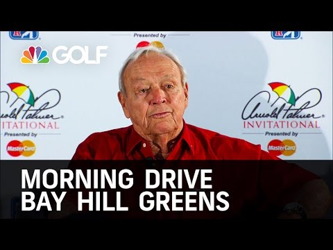 Morning Drive - Bay Hill Greens Report  | Golf Channel