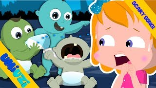 Three Zombie Babies | One Two Three | Happy Halloween scary songs for Children