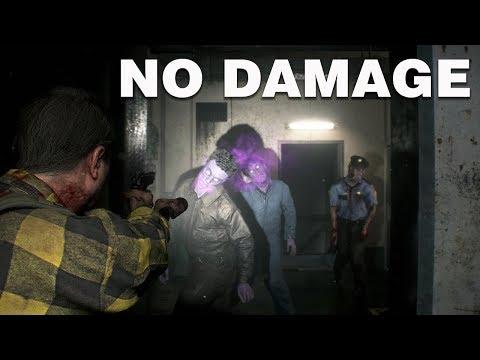 Resident Evil 2: Remake DLC Ghost Survivors // No Time To Mourn (No Damage)