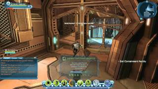 DCUO Containment Facility Investigations and Briefings