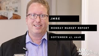 Monday Market Report: Highland Village, TX {9.17.18}