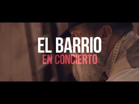 El Barrio. Concierto en Santander. Gira 2018.