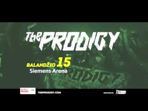 The Prodigy. Vilnius