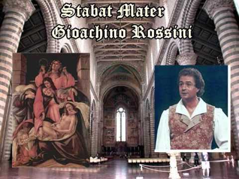 "G. Rossini-Stabat Mater II. ""Cujus Animam Gementem"" Dalmacio Gonzalez (Gianluigi Gelmetti)"