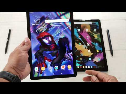 Pixel Slate Vs. Galaxy Tab S4...