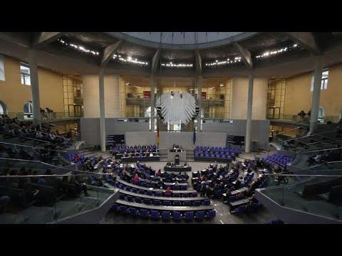 Coronavirus en Allemagne: le parlement adopte un plan d'aides de 1100 milliards d'euros