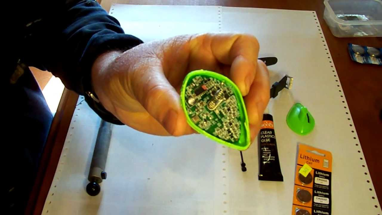 humminbird smartcast rf45 battery replacement - youtube, Fish Finder