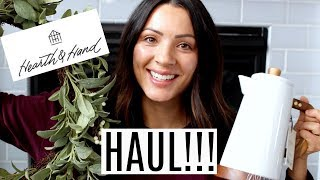 HUGE HEARTH AND HAND HAUL! | MAGNOLIA LINE AT TARGET!