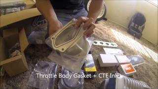 Brand New CTE Supercharger Kit Unboxing