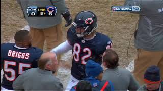 2010 Divisional Round Seahawks @ Bears