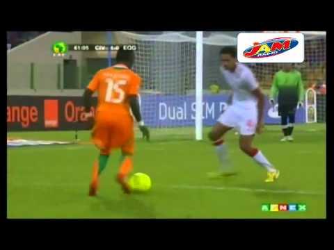 Le meilleur du match Côte d'Ivoire - Guinée Equatoriale