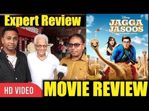 Jagga Jasoos Review By Lalu Makhija, Vijay And Bobby | Jagga Jasoos Movie Review