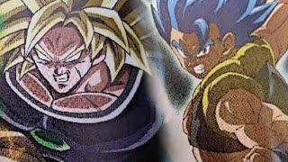 BROLY & SSB GOGETA DOKKAN V-JUMP LEAKS! Dragon Ball Z Dokkan Battle