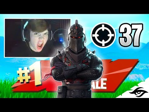Mongraal | INSANE 37 KILL SOLO VS SQUADS WIN! (Fortnite New Personal Record)