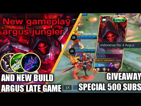 new-gameplay-argus-jungler-hard-game-by-top-4-indonesia-argus-|-giveaway-500-subs