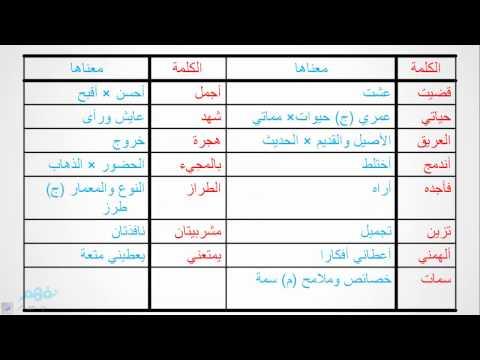 نجيب محفوظ والجمالية - لغة عربية - للصف الثاني الإعدادي
