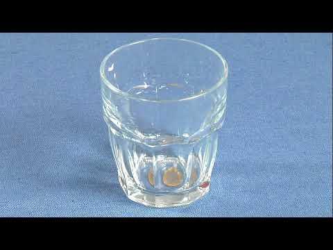 El Secreto del Vaso de Agua Con 7 Monedas Debajo de la
