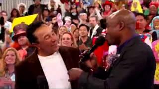 Smokey Robinson on Let's Make A Deal clip