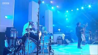 Jack White -  Glastonbury -  2014( hotel yorba)