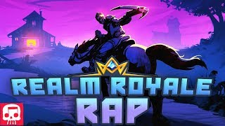 "REALM ROYALE RAP by JT Music & Rockit Gaming - ""Embers Burning"""