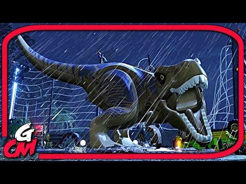 LEGO JURASSIC PARK - Film Completo ITA Game Movie HD