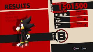 Gambar cover Chaos Blast! Trophy (DLC) | Sonic Forces