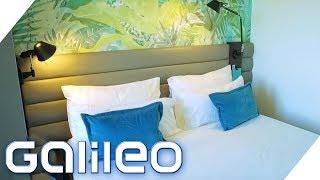 Das beliebteste Budget Hotel Europas: Wieso ist Motel One so erfolgreich? | Galileo | ProSieben