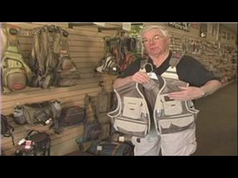 Fly Fishing Basics : How To Buy A Fly Fishing Vest