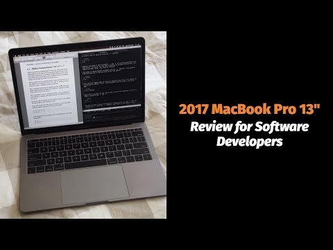 "💻 2017 Apple MacBook Pro 13"" — Review for Software Developers"