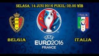 prediksi Belgia vs Italia euro 2016