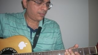 Basic Strum Patterns with Examples Guitar Lesson by Suresh