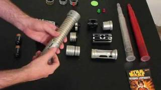 Star Wars Make Your Own Lightsaber