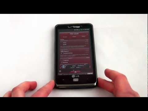 LG Spectrum from Verizon Wireless Review - HotHardware