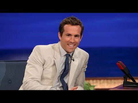 Ryan Reynolds Interview Part 01 - Conan on TBS