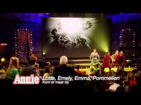 Op zoek naar Annie - liveshow 2
