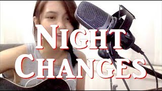 Night Changes - One Direction (Cover) - Rie Aliasas