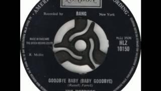 Van Morrison - Goodbye Baby (Baby Goodbye)