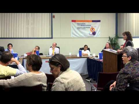Mountain View Whisman School District Board Meeting, January 24th 2013 (audio cuts out)