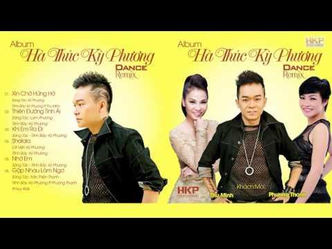 Album CD Dance Remix - Ca sỹ Kỳ Phương