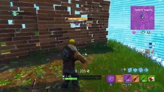 Fortnite Ultimate Bug - Can't Shoot, Heal Or Pickaxe! Fix the Game!