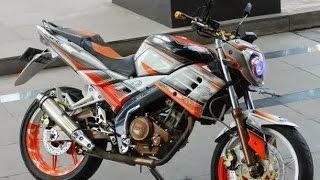 Motor Trend Modifikasi | Video Modifikasi Motor Yamaha Vixion Minimalis Keren Abis Terbaru