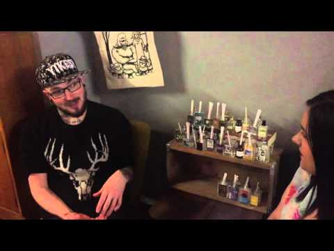An interview with Jon from Gorilla Perfumes!