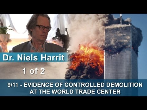 9/11 - Evidence of Controlled Demolition of WTC - Dr. Niels Harrit PART 1