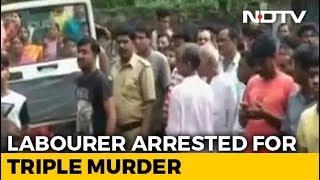 Money Dispute Behind Murshidabad Triple Murder, Accused Arrested: Cops