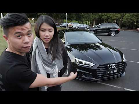 She Likes the Audi A5?!