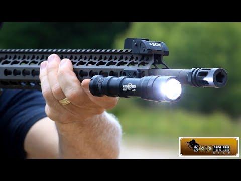 Surefire M600DF Scout Light Review